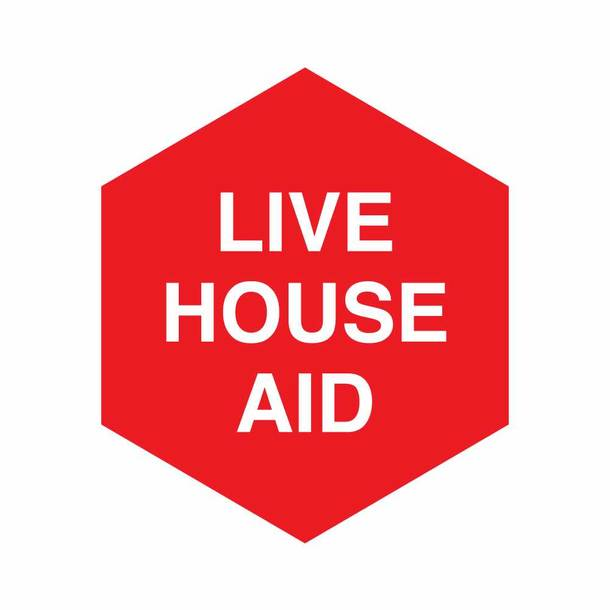 『LIVE HOUSE AID in SAPPORO』