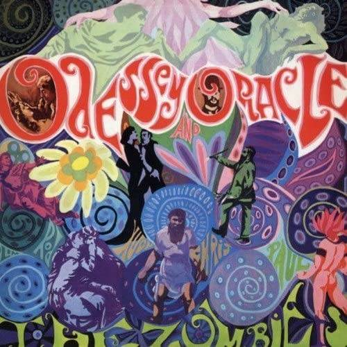 『Odessey and Oracle』('68)/The Zombies