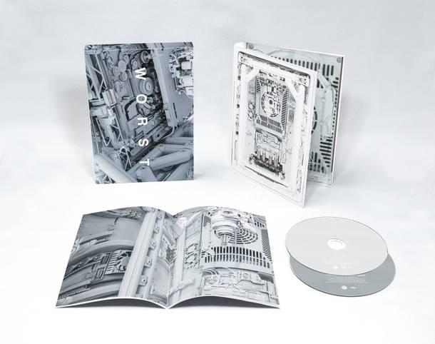 アルバム『worst -Complete Box-』展開図1