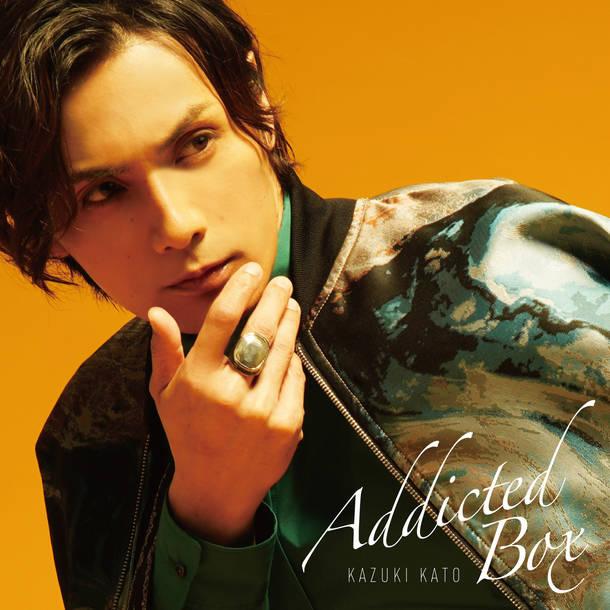 ミニアルバム『Addicted BOX』【TYPE A】(CD+DVD)