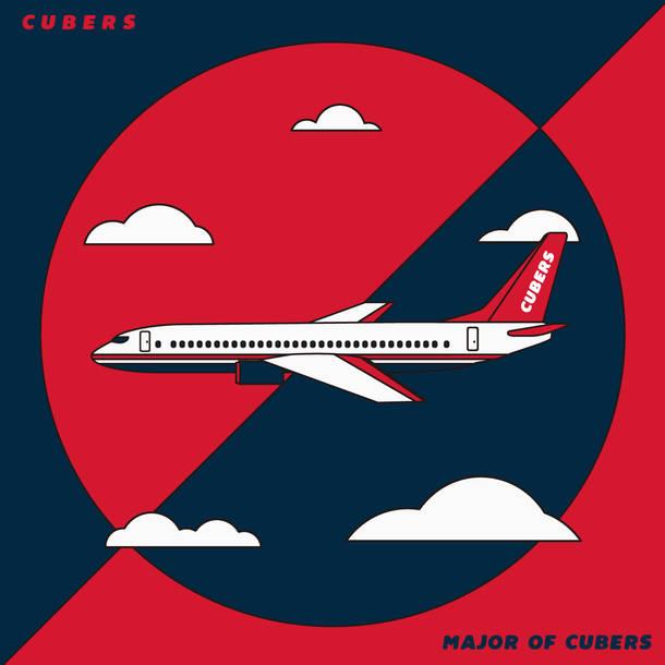 アルバム『MAJOR OF CUBERS』【通常盤】(CD)