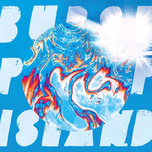 アルバム『BURST POP ISLAND』【通常盤】(CD)