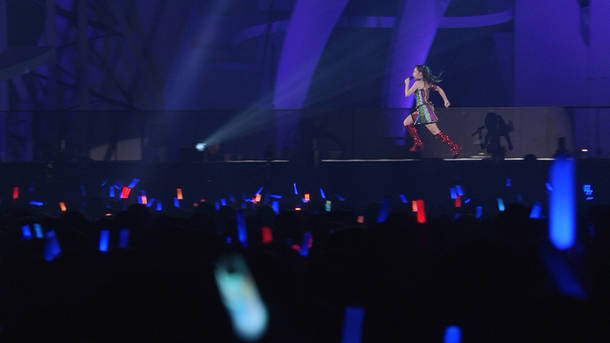 「FEARLESS HERO」(NANA MIZUKI LIVE GALAXY 2016 -FRONTIER-)