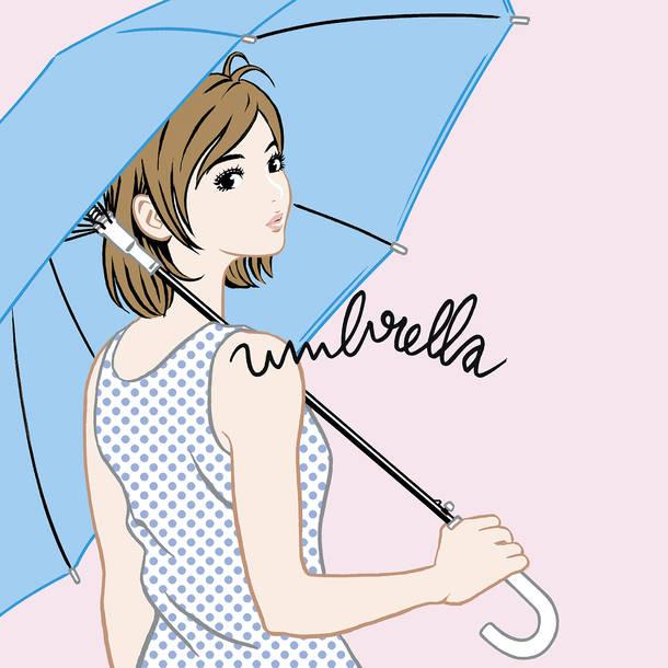 シングル「umbrella / Dropout」【初回限定盤A】(CD+DVD)