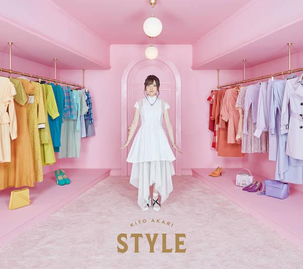 アルバム『STYLE』【初回限定盤】(CD+BD+PHOTOBOOK)