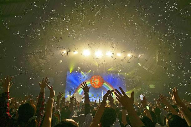 『HY 20th Anniversary RAINBOW TOUR 2019-2020』ライヴ画像