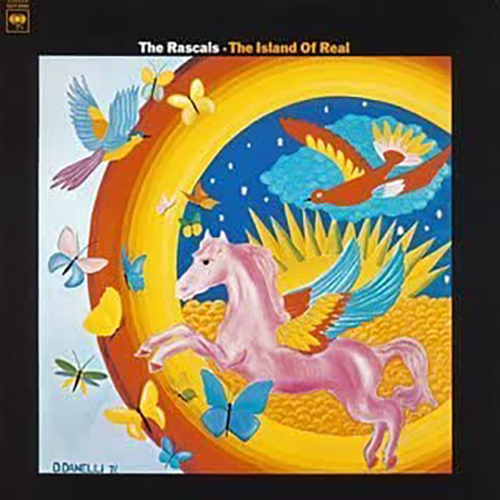 『The Island of Real』('72)/The Rascals