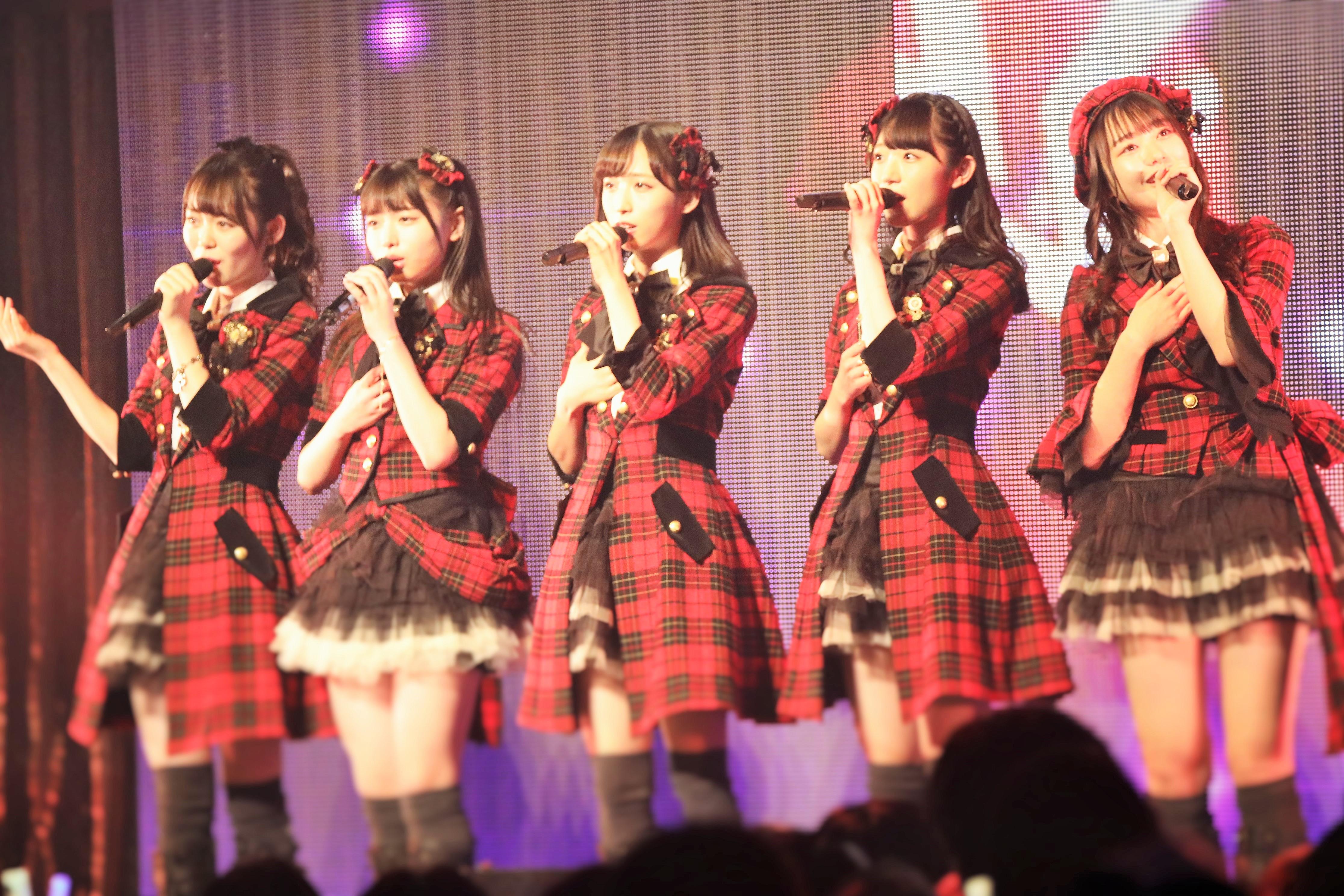 AKB48単独コンサートでの「IxR」(2020年1月)