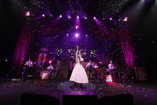 ライブツアー『堀江由衣 LIVE TOUR 2019 文学少女倶楽部』@大宮ソニックシティ大ホール