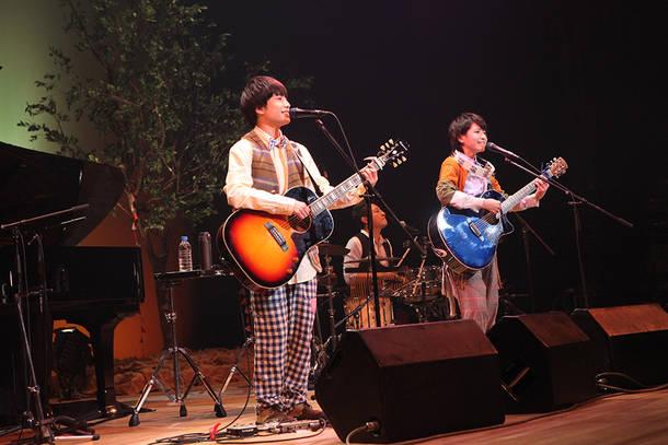 『森のきのこの音楽会~さんきゅう2015、うぇるかむ2016~』