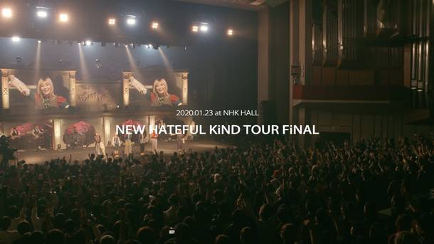 「 beautifulさ 」[NEW HATEFUL KiND TOUR]@NHKホール