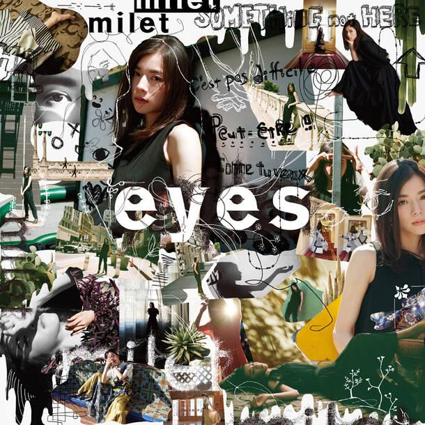 アルバム『eyes』【通常盤・初回仕様】(CD)