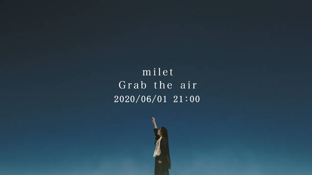 「Grab the air」MV
