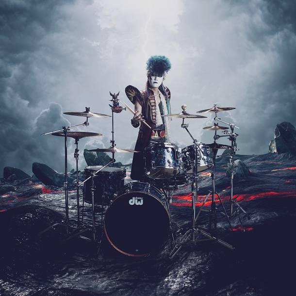 ライデン湯澤殿下(Drums)