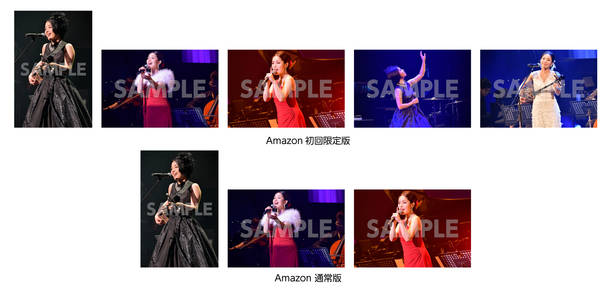 Amazon先着予約購入特典 ビジュアルシートセット(L版)