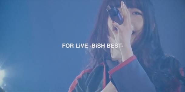 BiSH 告知映像