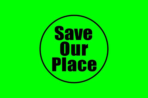 『Save Our Place』