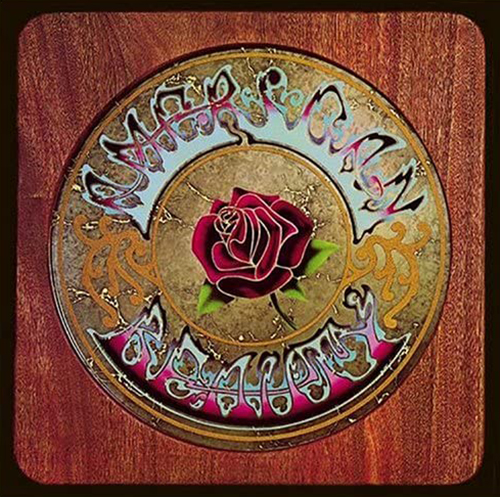 『American Beauty』('70)/Grateful Dead