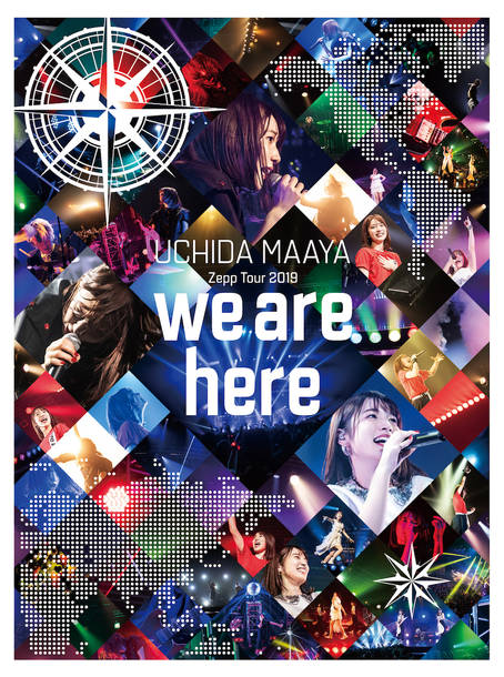 ライブBlu-ray&DVD『Zepp Tour 2019『we are here』』