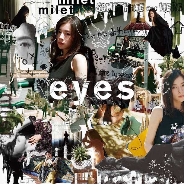 アルバム『eyes』【初回生産限定盤B】(CD+DVD)