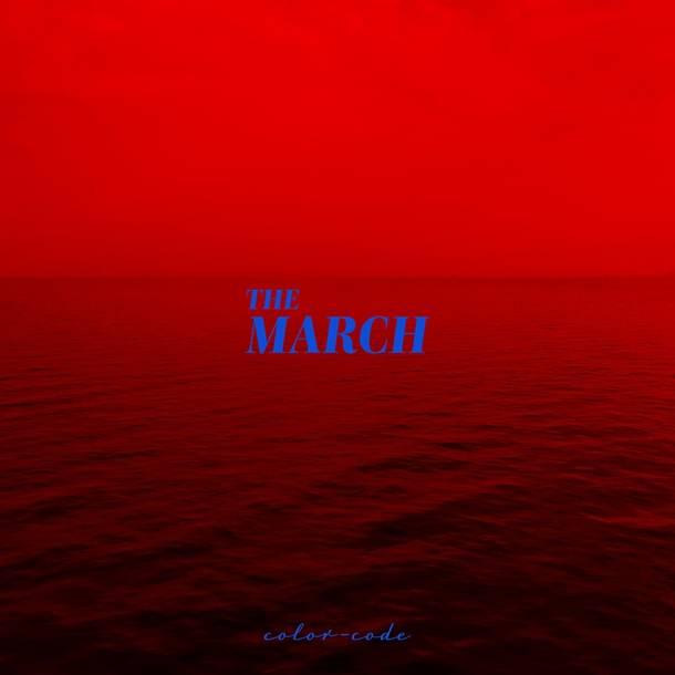 シングル「THE MARCH」