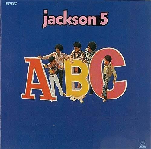 「ABC」収録アルバム『ABC』/The Jackson 5