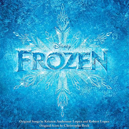 「Let It Go」収録アルバム『FROZEN』/Idina Kim Mentzel