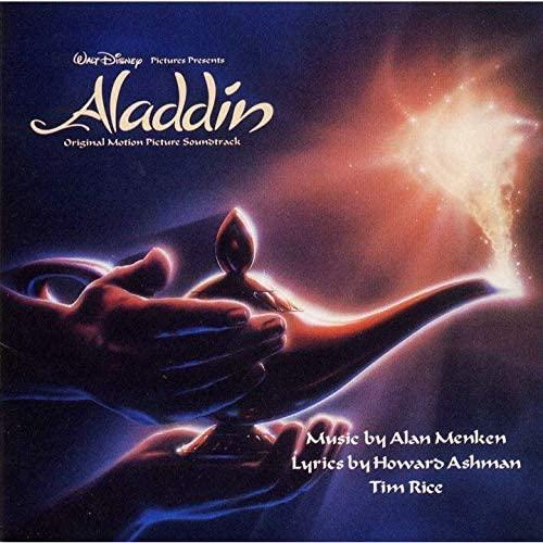 「A whole new world」収録アルバム『アラジン オリジナル・サウンドトラック』/Lea Salonga and Brad Kane