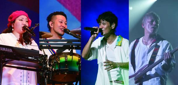 『HY 20th Anniversary RAINBOW TOUR 2019-2020』ライヴアー写