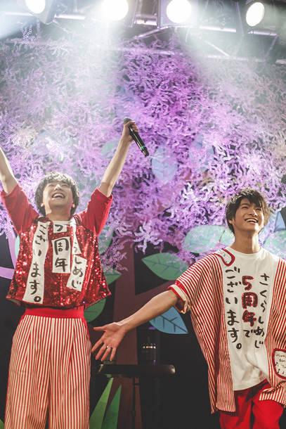 『しめたん-さくらしめじが生まれた日 祝5周年-告知!! サプライズ編』(2019年6月14日(金)@東京・duo MUSIC EXCHANGE)