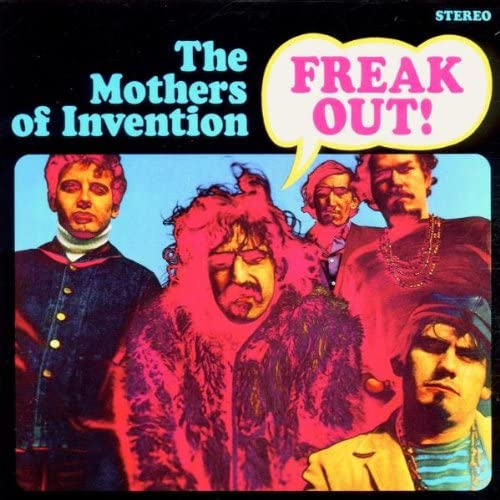 『Freak Out!』('66)/The Mothers of Invention