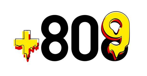 +809 ロゴ