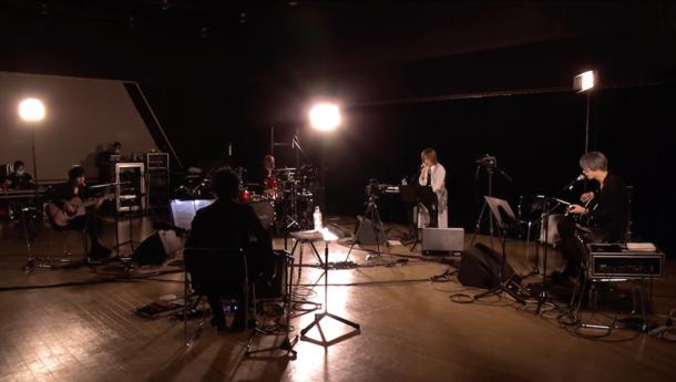 6月7日(日)@『 Angelo -Acoustic Live Streaming 「NEOPHASE」-』