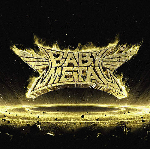 「NO RAIN,NO RAINBOW」収録アルバム『METAL RESISTANCE』/BABYMETAL