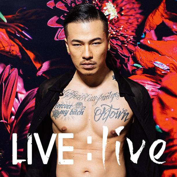 アルバム『LIVE : live』【初回盤】(CD+DVD)