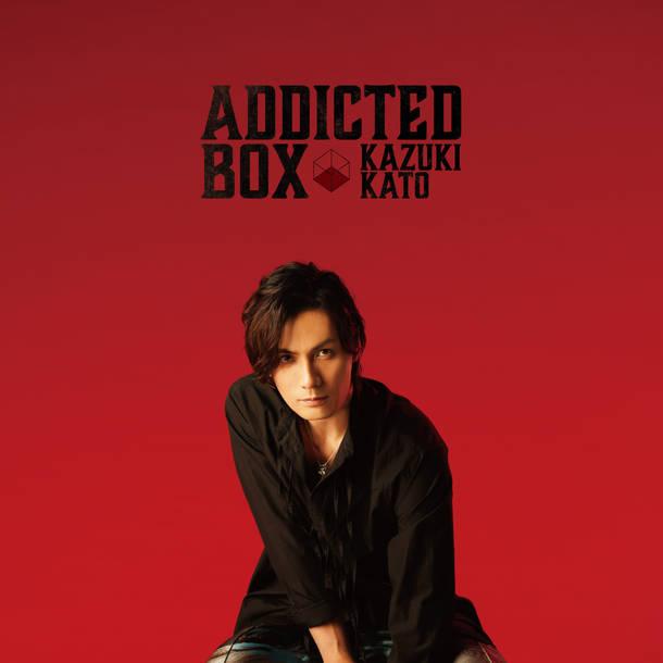 ミニアルバム『Addicted BOX』【TYPE B】(CD+DVD