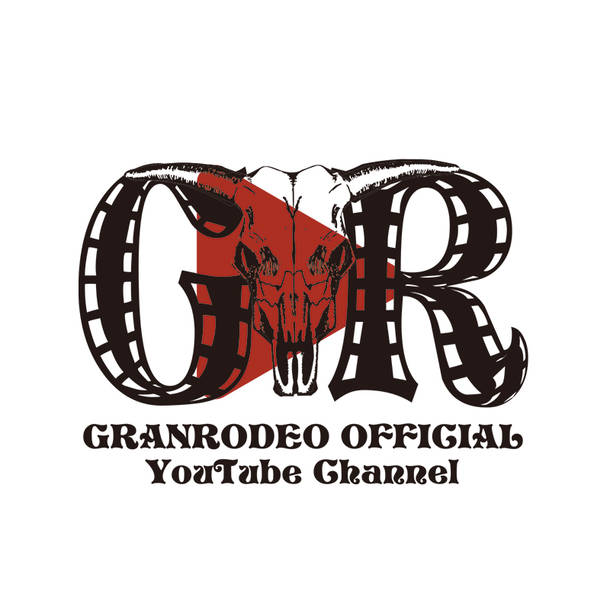 GRANRODEO OFFICIAL YouTube Channel ロゴ