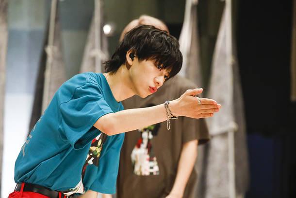 6月14日@配信限定オンラインライブ『with LIVE』 photo by  笹森健一