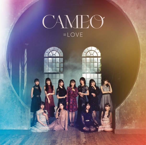 シングル「CAMEO」【Type-A】(CD+DVD)