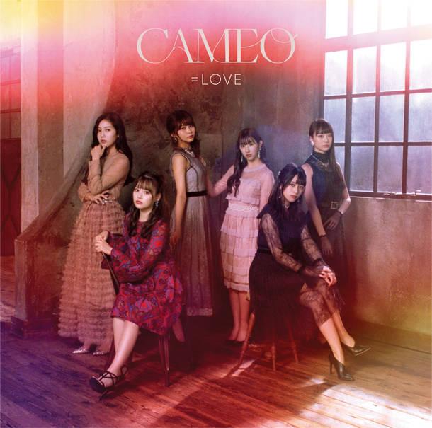 シングル「CAMEO」【Type-B】(CD+DVD)