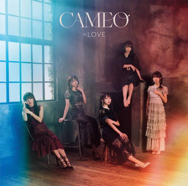 シングル「CAMEO」【Type-C】(CD+DVD)