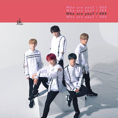 シングル「Who are you?/005」【初回限定盤B】(CD)