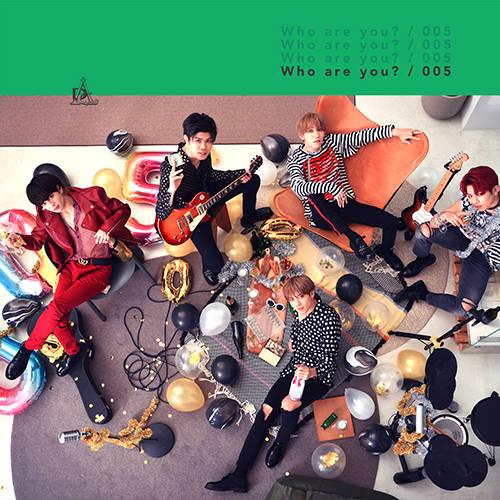 シングル「Who are you?/005」【初回限定盤C】(CD)