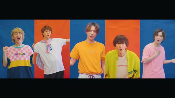 「Yeah! 僕らは変わらない」MV