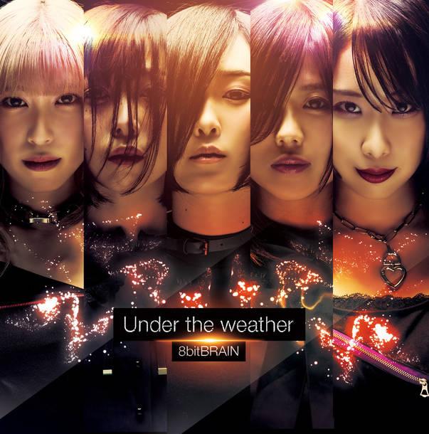 シングル「Under the weather」【Type B】(CD)