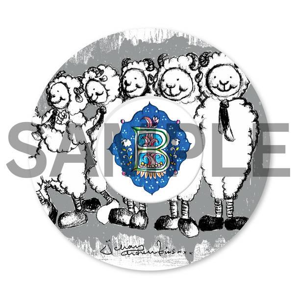 アルバム『Barometz』先着オリジナル特典  HMV限定特典:セットインコースター
