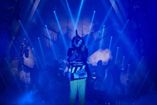 『米津玄師 2019 TOUR / 脊椎がオパールになる頃 2019/3/11 幕張メッセ展示ホール』