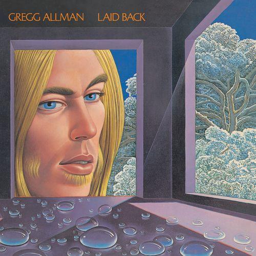 『Laid Back』('73)/Gregg Allman