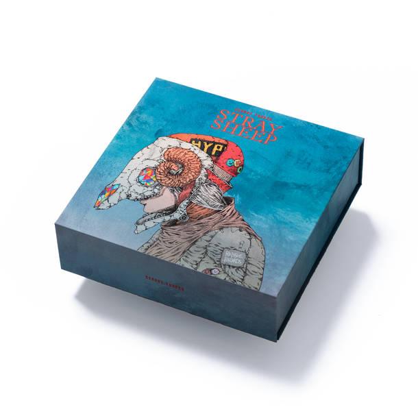 アルバム『STRAY SHEEP』【おまもり盤(初回限定)】(CD+ボックス+キーホルダー)