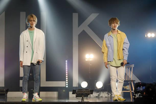 6月27日(土)@有料配信ライブ『M!LK ONLINE CHU!?』 photo by 笹森健一、小坂茂雄